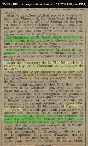 2 accident la chaussee tirancourt 1914 2