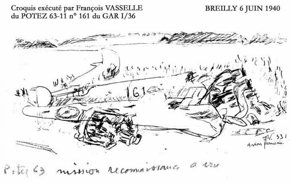 Bei breilly potez 1940