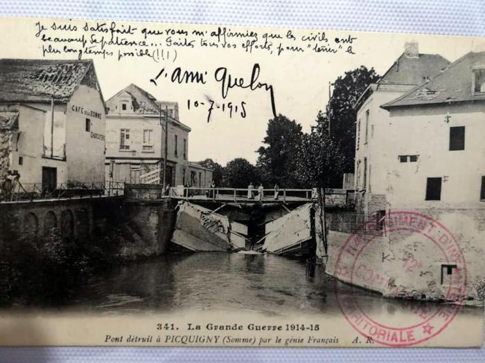 Carte postale 1915 2