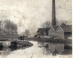 Cheminee canal