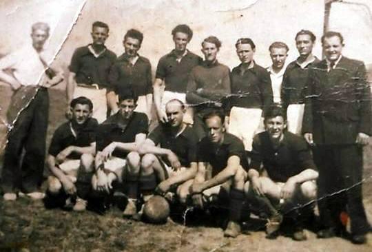 Le foot 1950 marie pierre 1